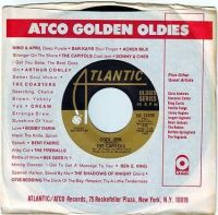 CAPITOLS - COOL JERK - ATLANTIC OLDIES