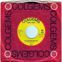 JEWEL AKENS - YOU BETTER MOVE ON - COLGEMS DEMO