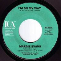 MARGIE EVANS - I'M ON MY WAY - ICA