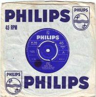 BOBBY HEBB - SUNNY - PHILIPS