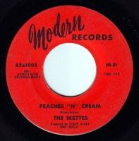 "IKETTES - PEACHES ""N"" CREAM - MODERN"