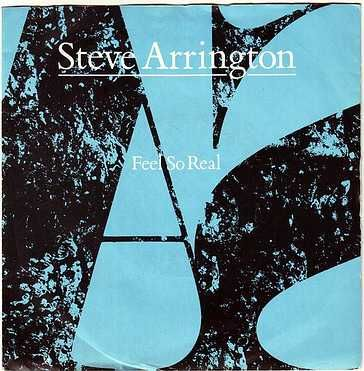 STEVE ARRINGTON - FEEL SO REAL - ATLANTIC