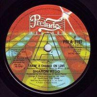 SHARON REDD - TAKIN' A CHANCE ON LOVE - PRELUDE DEMO