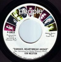 KIM WESTON - DANGER, HEARTBREAK AHEAD - PEOPLE