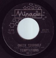 TEMPTATIONS - CHECK YOURSELF - MIRACLE