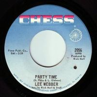 LEE WEBBER - PARTY TIME - CHESS