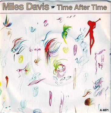 MILES DAVIS - TIME AFTER TIME - CBS