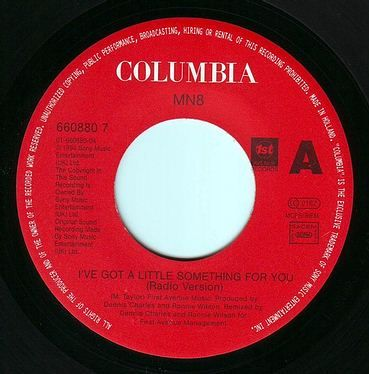 MN8 - I'VE GOT A LITTLE SOMETHING FOR YOU - COLUMBIA