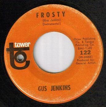GUS JENKINS - FROSTY - TOWER
