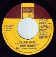 THELMA HOUSTON - I'M HERE AGAIN - TAMLA