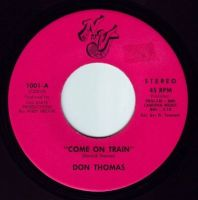 DON THOMAS - COME ON TRAIN - NUVJ