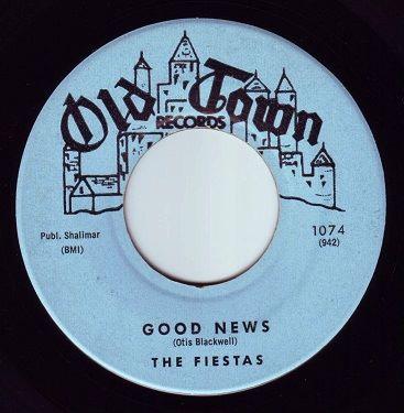 FIESTAS - GOOD NEWS - OLD TOWN