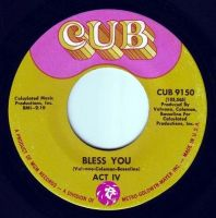 ACT IV - BLESS YOU - CUB