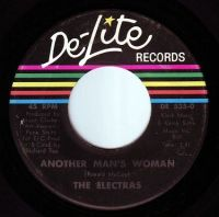 ELECTRAS - ANOTHER MAN'S WOMAN - DE-LITE
