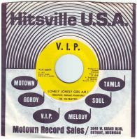 VELVELETTES - LONELY LONELY GIRL AM I - V.I.P.