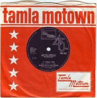 MARVIN GAYE & KIM WESTON - IT TAKES TWO - TAMLA MOTOWN