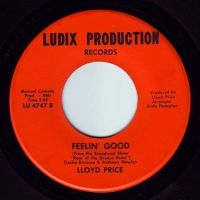 LLOYD PRICE - FEELIN' GOOD - LUDIX PRODUCTION