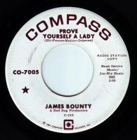 JAMES BOUNTY - PROVE YOURSELF A LADY - COMPASS DEMO
