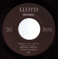 HELENE SMITH with the ROCKETEERS - THRILLS AND CHILLS - LLOYD