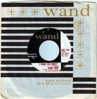 DIANE LEWIS - I THANK YOU KINDLY - WAND