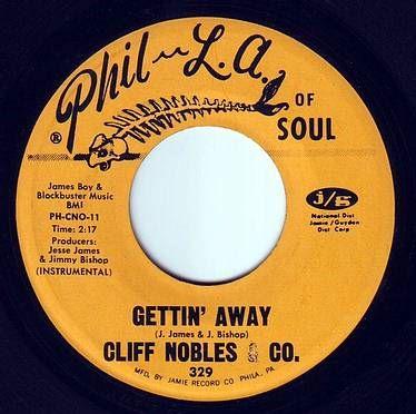 CLIFF NOBLES & CO - GETTIN' AWAY - PHIL LA OF SOUL