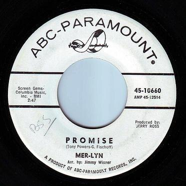 MER-LYN - PROMISE - ABC DEMO
