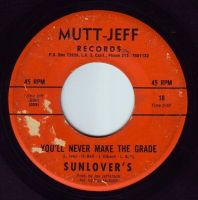 SUNLOVER'S - YOU'LL NEVER MAKE THE GRADE - MUTT-JEFF