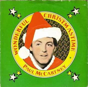 PAUL McCARTNEY - WONDERFUL CHRISTMASTIME - PARLOPHONE
