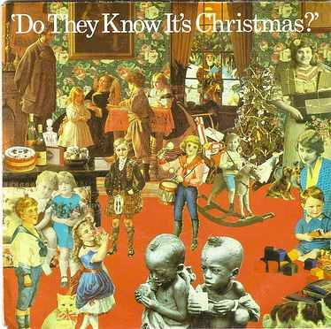 BAND AID - DO THEY KNOW IT'S CHRISTMAS? - MERCURY