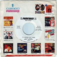 JERRY JACKSON - IT'S ROUGH OUT THERE - PARKWAY DEMO