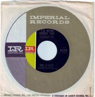 O'JAYS - I'LL NEVER FORGET YOU - IMPERIAL