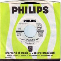 PRESENT - MANY'S THE SLIP TWIXT THE CUP AND THE LIP - PHILIPS DEMO