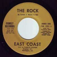 EAST COAST - THE ROCK - FAMILY