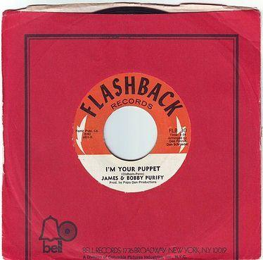 JAMES & BOBBY PURIFY - I'M YOUR PUPPET - FLASHBACK
