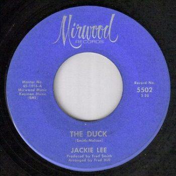 JACKIE LEE - THE DUCK - MIRWOOD