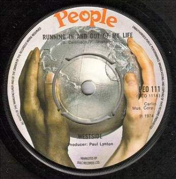 WESTSIDE - RUNNING IN AND OUT OF MY LIFE - PEOPLE