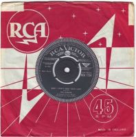 CHANTS - BABY I DON'T NEED YOUR LOVE - RCA DEMO