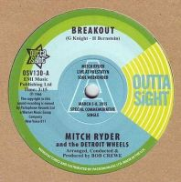 MITCH RYDER - BREAKOUT - OUTTA SIGHT