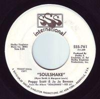 PEGGY SCOTT & JO JO BENSON - SOULSHAKE - SSS INTER DEMO