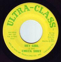 CHUCK SIBIT - HEY GIRL - ULTRA CLASS