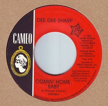 DEE DEE SHARP - COMIN' HOME BABY - CAMEO