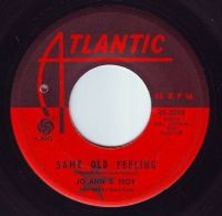JO ANN & TROY - SAME OLD FEELING - ATLANTIC