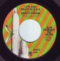 ABACO DREAM - LIFE AND DEATH IN G & A - A&M FMN