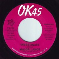 MAJOR LANCE - INVESTIGATE - OK45