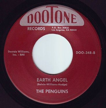 PENGUINS - EARTH ANGEL - DOOTONE