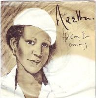 ARETHA FRANKLIN - HOLD ON I'M COMING - ARISTA