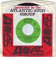 BETTY WRIGHT - GIRL'S CAN'T DO WHAT THE GUYS DO - ALSTON