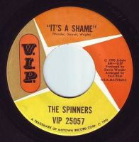 SPINNERS - IT'S A SHAME - V.I.P.