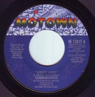 COMMODORES - SWEET LOVE - MOTOWN