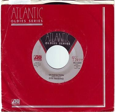 OTIS REDDING - SATISFACTION - ATLANTIC OLDIES